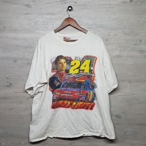 Vintage Jeff Gordan NASCAR T Shirt. AMAZING! WOW!